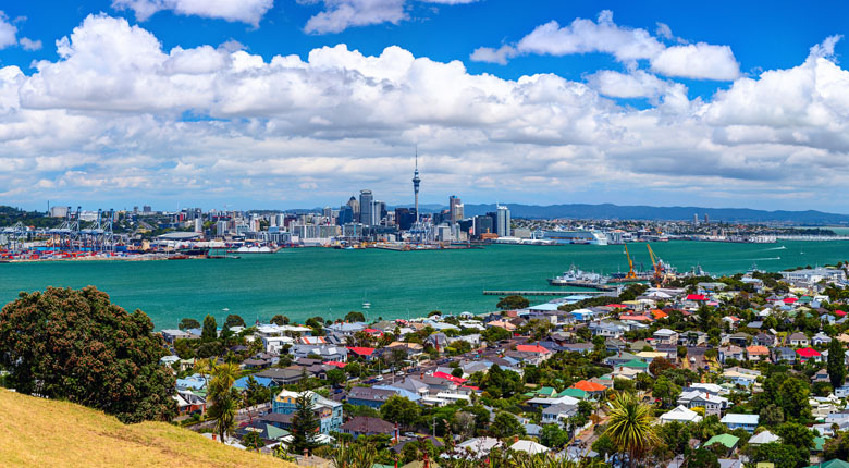 city to live in the world auckland