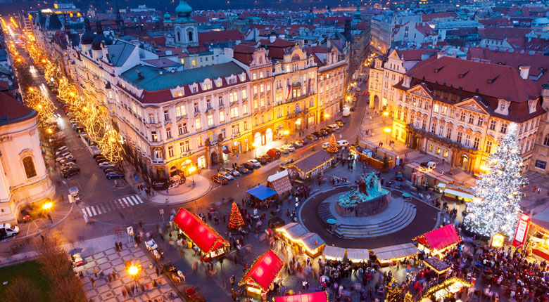 Cities to Celebrate Christmas
