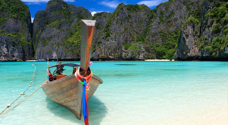 honeymoon destination for the couple