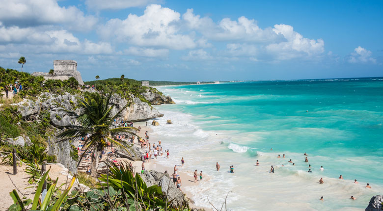 spend your honeymoon in mexico