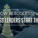 How 16 Successful Business Leaders Start their Day