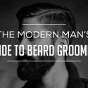 The Modern Man's Guide to Beard Grooming 2018