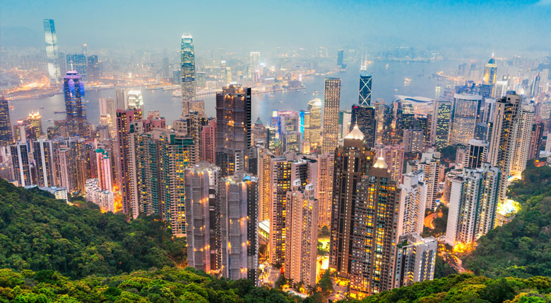 Top City with Most Skyscrapper