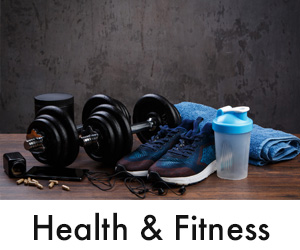 Buy Health and Fitness Products