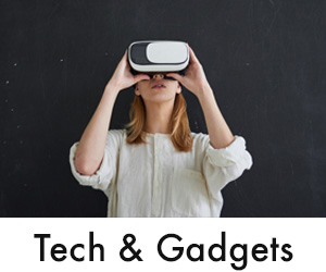 Buy Latest Tech and Gadgets