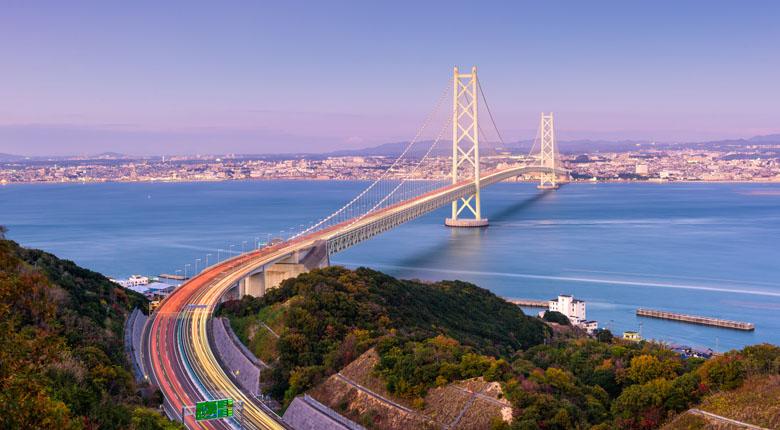 akashi longest bridge