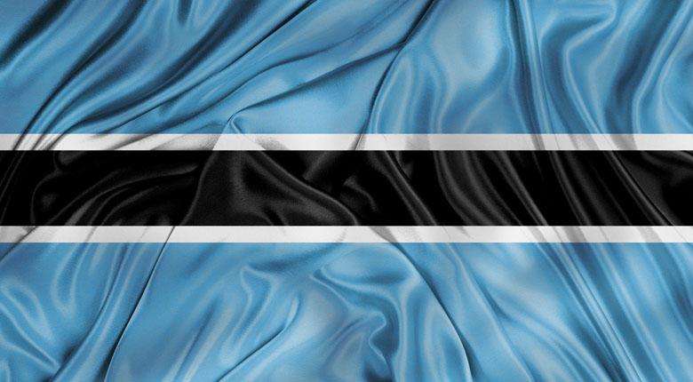 second highest rape rate in botswana