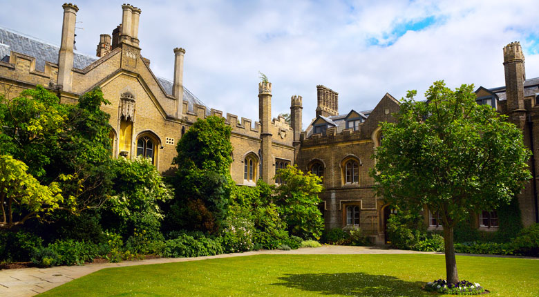 University of Cambridge england