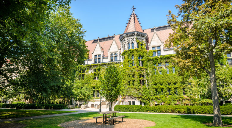 University of Chicago USA