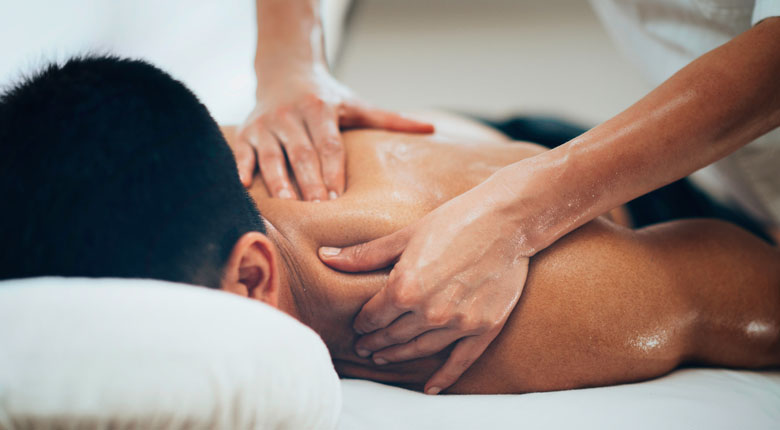 End your day with a therapeutic massage