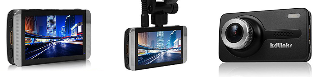 KDLINKS X1 Dashcam