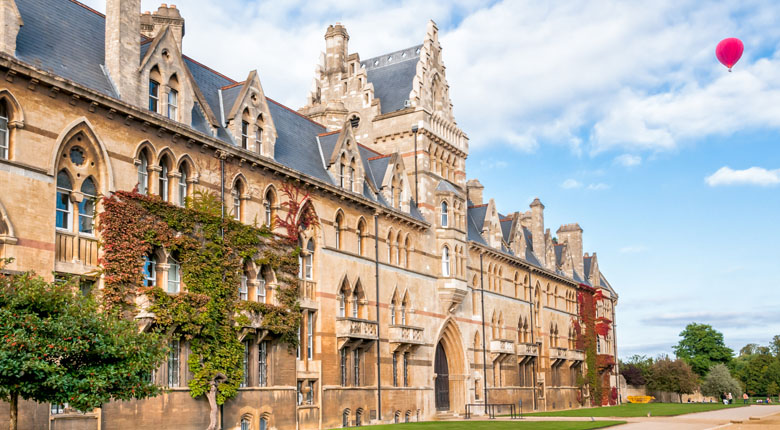 University of Oxford england
