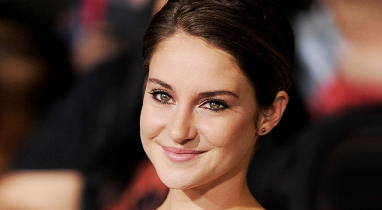 Shailene Diann Woodley actress