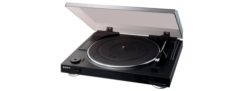 Sony PSLX300USB Turntable