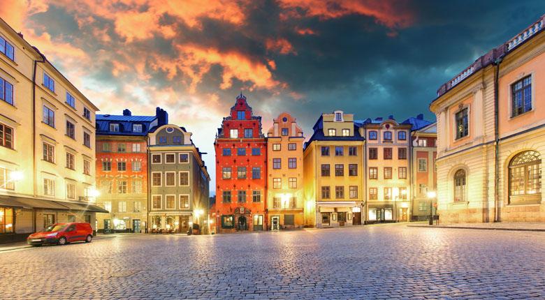 safe city to live in sweden