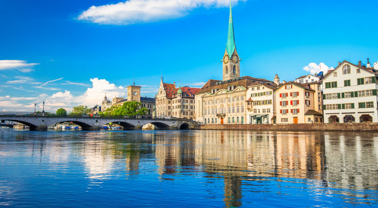 safest city to live in Switzerland
