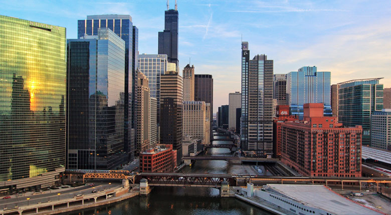 chicago river to see in the usa
