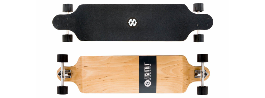EIGHTBIT 41 Inch Drop Down Longboard