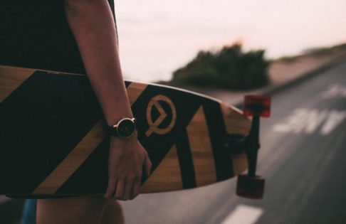 Editors Pick Quest Longboard