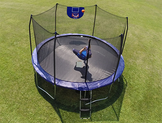 Skywalker Basketball Trampoline