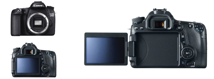 Canon EOS D Digital SLR Camera