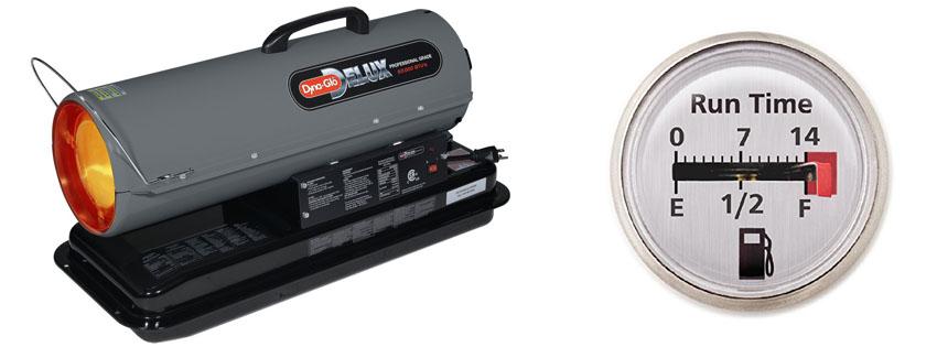 Dyna-Glo Kerosene Forced Air Heater