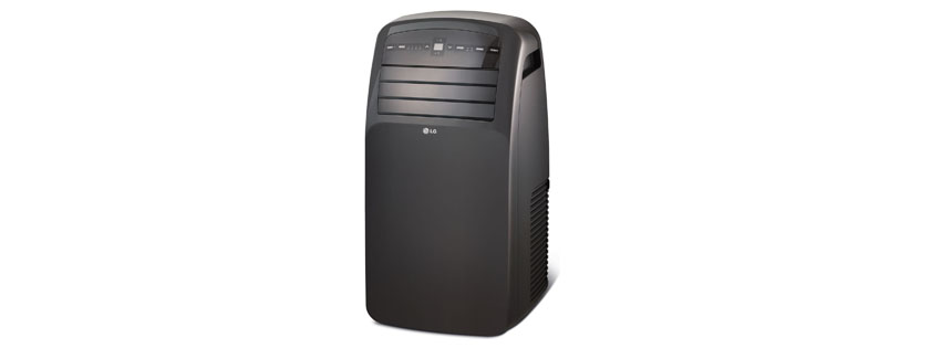 LG Electronics LP GXR BTU Portable Air Conditioner
