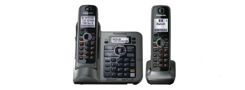 Panasonic KXTGM DECT Cordless Phone