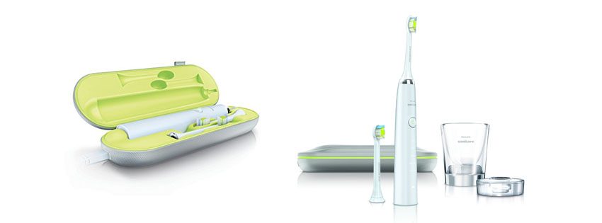 Philips Sonicare HX Diamond Clean Toothbrush