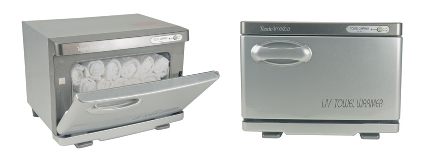 Touch America Hot Towel Cabinet