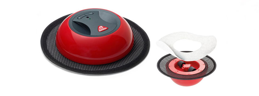 O Duster Robotic Floor Cleaner