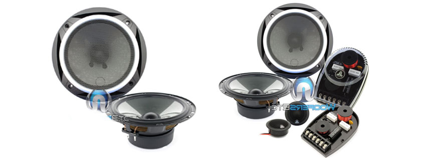 JL Audio C Inch Way Component Speaker System