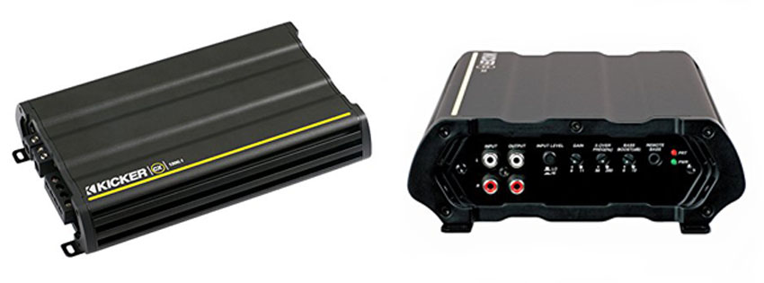 Kicker CX-Series Monoblock Power Amplifier
