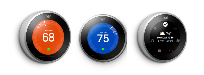 Nest Learning Thermostat rd Generation