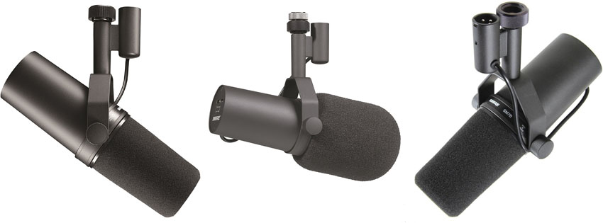Shure SMB Vocal Dynamic Microphone