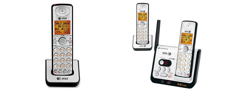 AT&T CL Dect Digital Accessory Handset