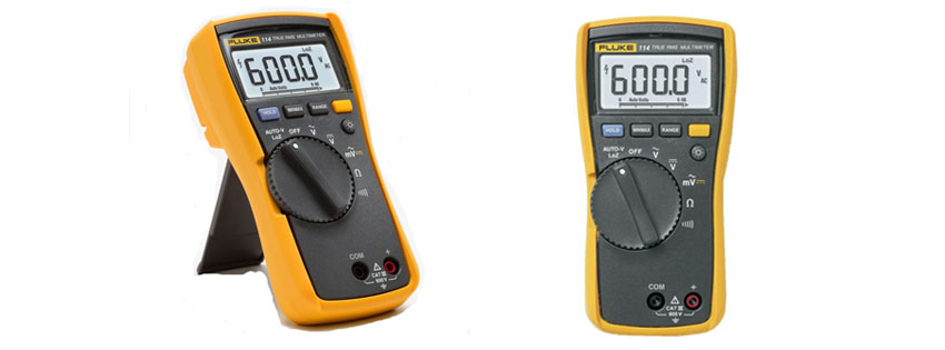 Fluke Electrical TRMS Multimeter