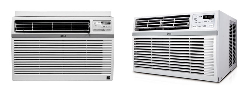 LG Electronics LWER Energy Star Window Mounted Air Conditioner