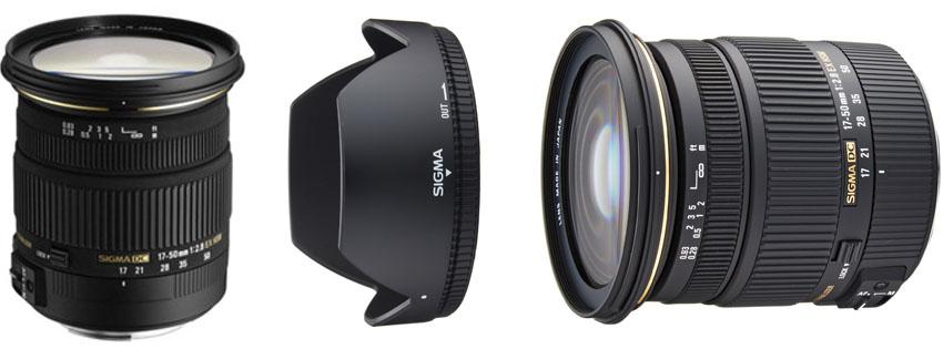 Sigma mm f EX DC OS HSM FLD Large Aperture Standard Zoom Lens