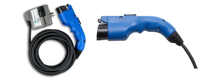 AeroVironment TurboCord Dual Plug in EV Charger