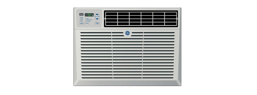 General Electric Window Room Air Conditioner AEQAQ