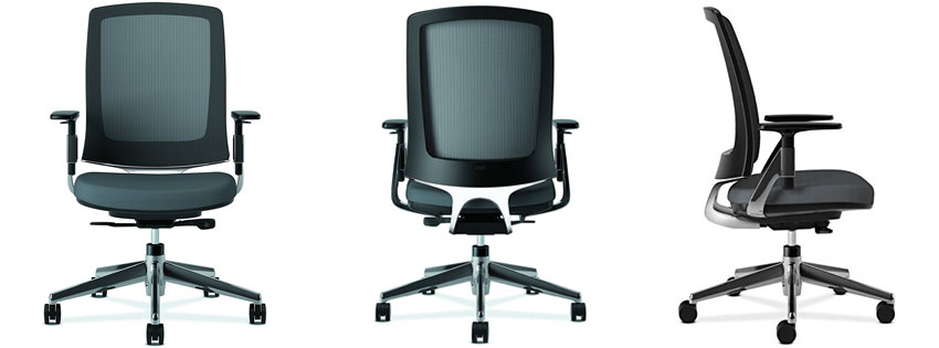 HON Lota Mid-Back Work Chair