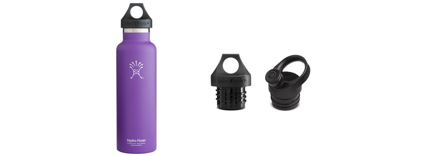 Hydro Flask Vacuum Insulated Standard Mouth Stainless Steel Water Bottle