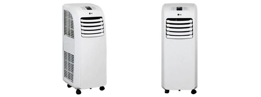 LG Electronics LP WNR BTU Portable Air Conditioner