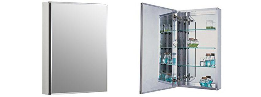 Pegasus Beveled Mirror Medicine Cabinet