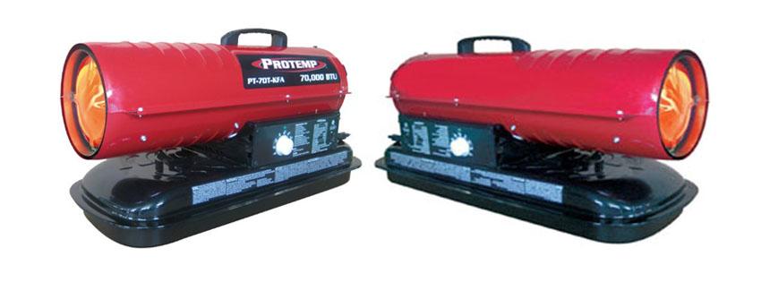 Pro-Temp Kerosene Forced Air Heater