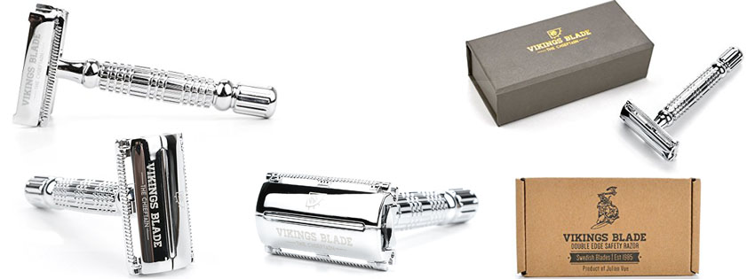 Best VIKINGS BLADE Double Edge Safety Razor