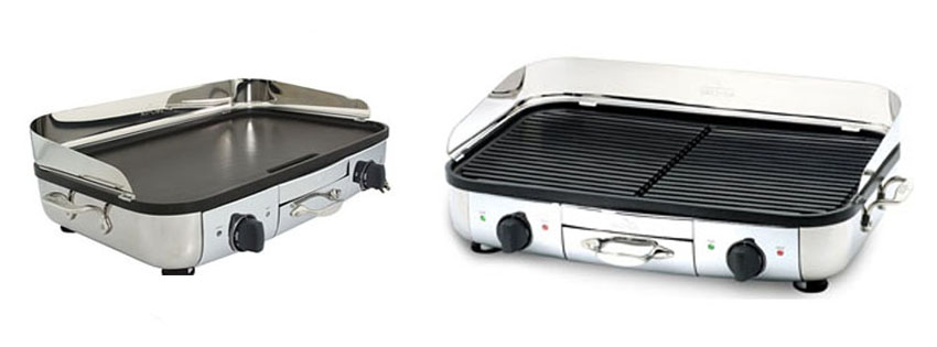 Genial All Clad TG Electric Indoor Grill