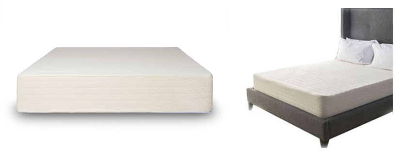 Brentwood Home Inch Gel HD Memory Foam Mattress