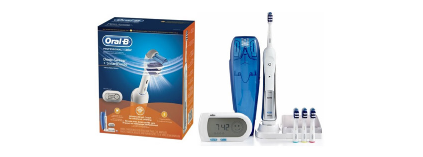 Oral-B Professional Deep Sweep Rechargeable Electric Toothbrush